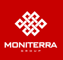 Moniterra Logo - Partner of IQSoft