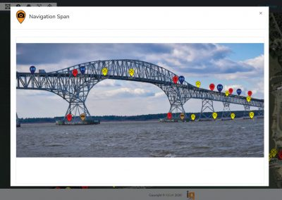 Nice Bridge Terraweb Image View - IQSoft