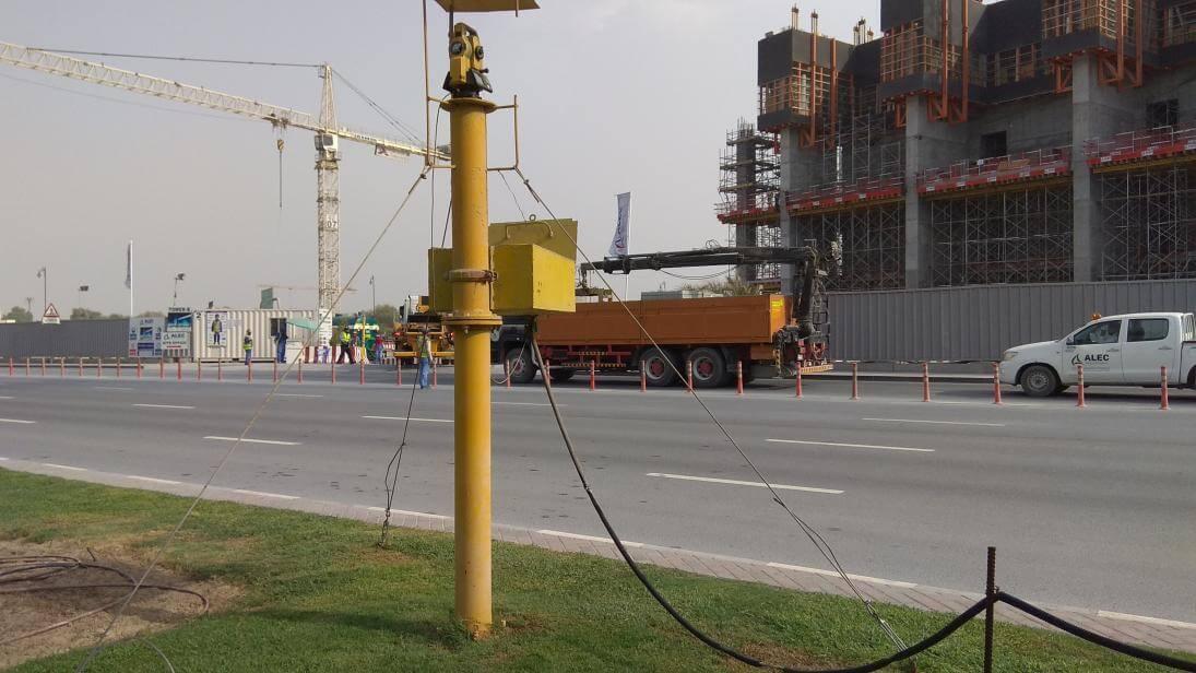 TCB Installation For ICD - Dubai
