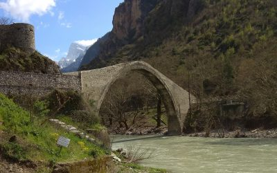 Old Bridge of Konitsa, Epirus