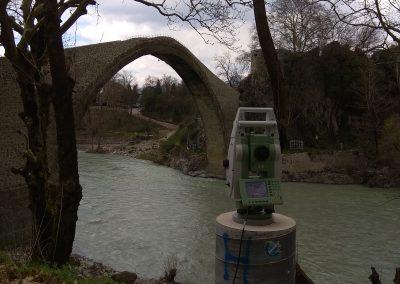 Konitsa Traditional Bridge Monitoring